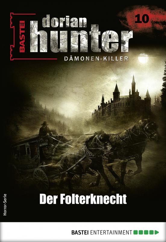 Cover-Bild Dorian Hunter 10 - Horror-Serie