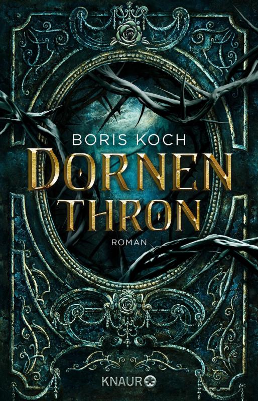 Cover-Bild Dornenthron