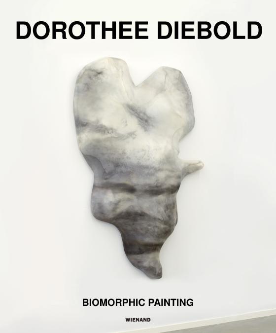 Cover-Bild Dorothee Diebold. Biomorphic Painting