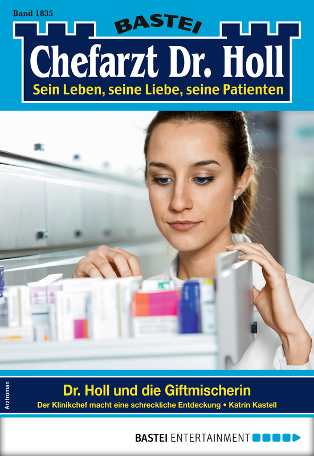 Cover-Bild Dr. Holl 1835 - Arztroman