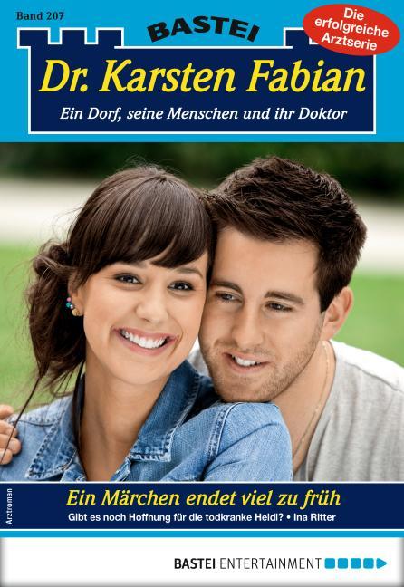 Cover-Bild Dr. Karsten Fabian 207 - Arztroman