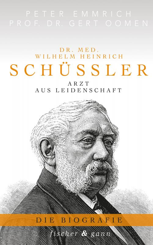 Cover-Bild Dr. med. Wilhelm Heinrich Schüßler