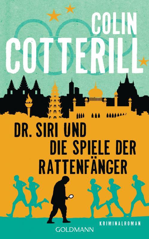 Cover-Bild Dr. Siri und die Spiele der Rattenfänger
