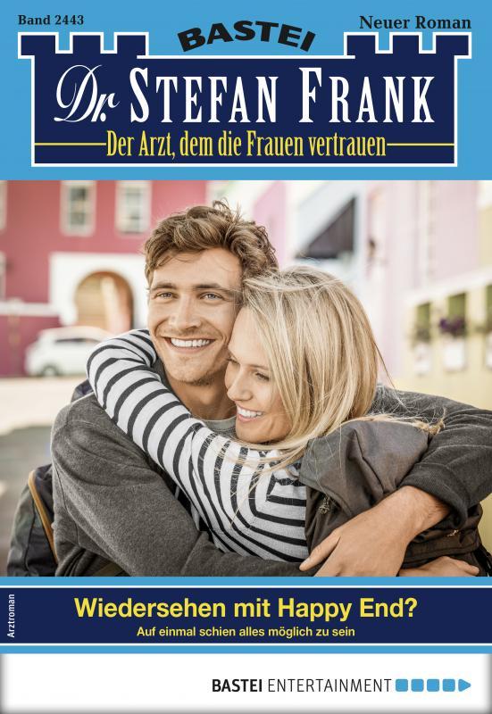 Cover-Bild Dr. Stefan Frank 2443 - Arztroman