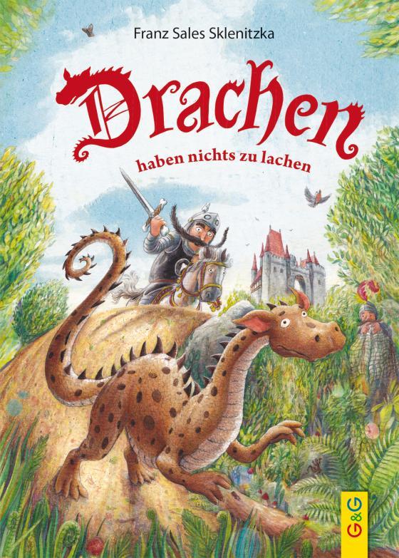 Cover-Bild Drachen haben nichts zu lachen
