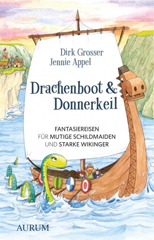 Cover-Bild Drachenboot & Donnerkeil