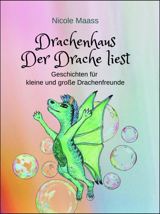 Cover-Bild Drachenhaus:Der Drache liest