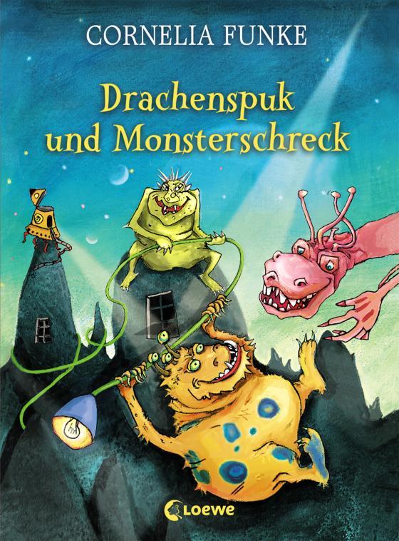 Cover-Bild Drachenspuk und Monsterschreck