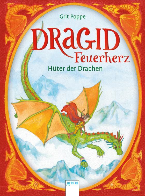 Cover-Bild Dragid Feuerherz (1). Hüter der Drachen