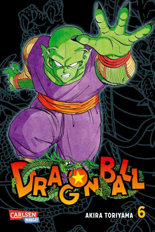 Cover-Bild Dragon Ball Massiv 6