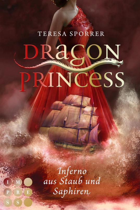 Cover-Bild Dragon Princess 2: Inferno aus Staub und Saphiren