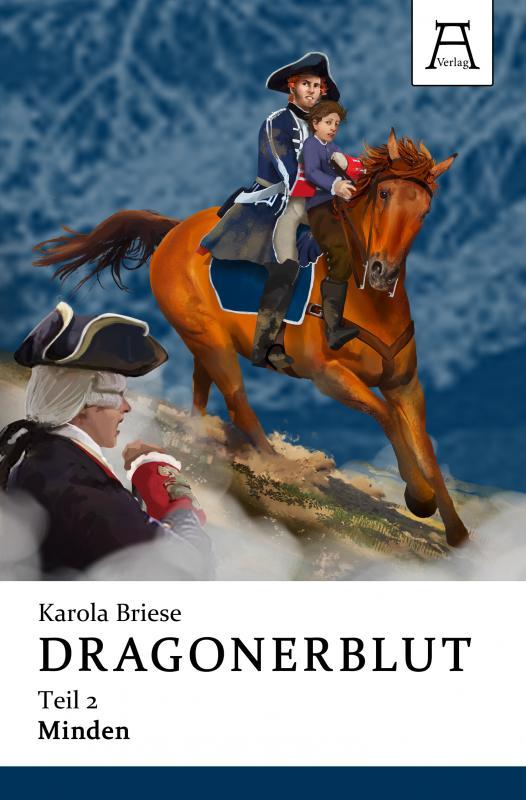 Cover-Bild Dragonerblut