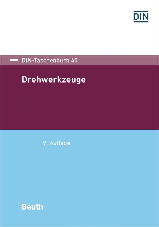 Cover-Bild Drehwerkzeuge