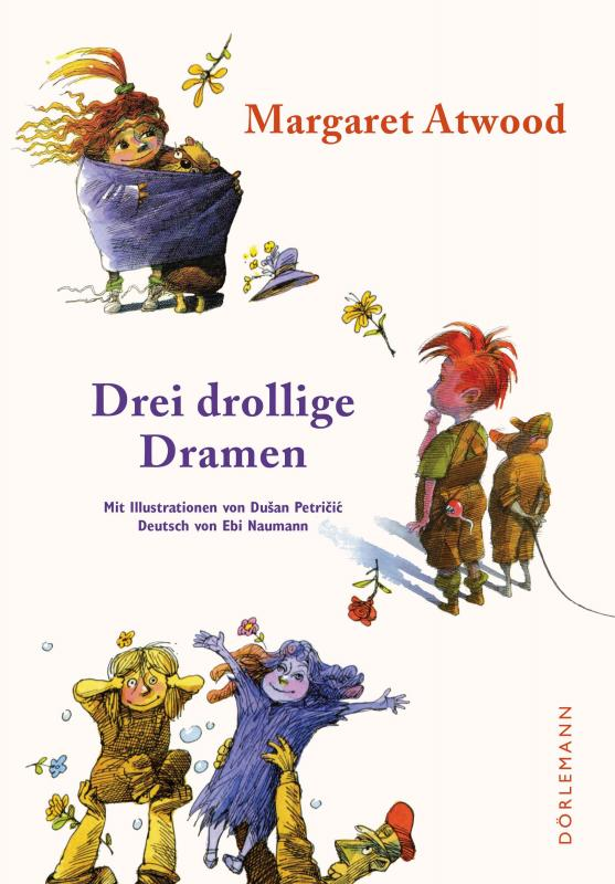 Cover-Bild Drei drollige Dramen