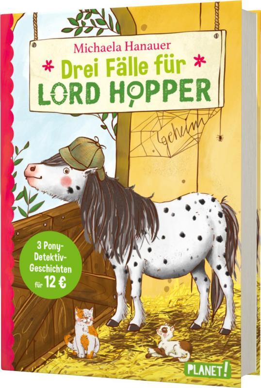 Cover-Bild Drei Fälle für Lord Hopper