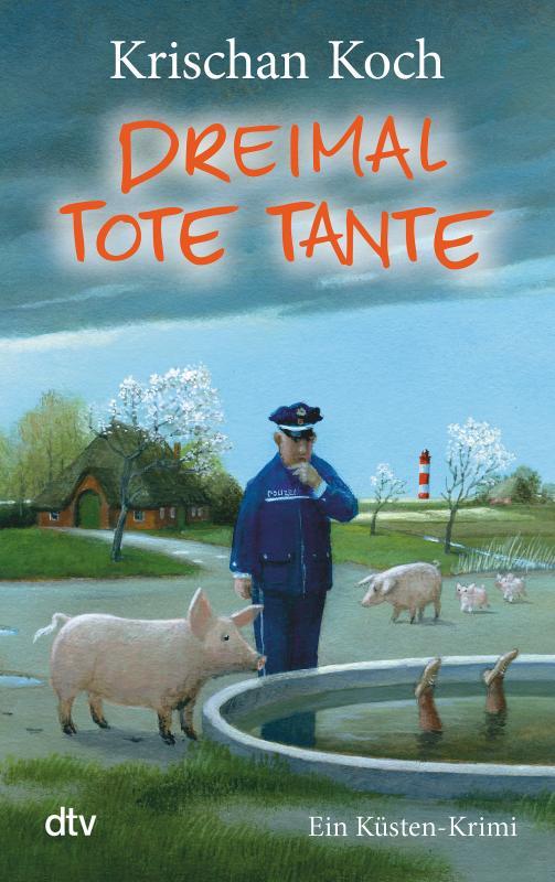 Cover-Bild Dreimal Tote Tante