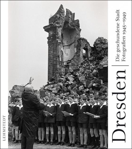 Cover-Bild Dresden - die geschundene Stadt
