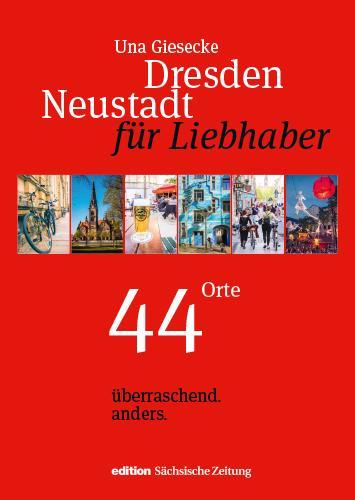 Cover-Bild Dresden Neustadt für Liebhaber