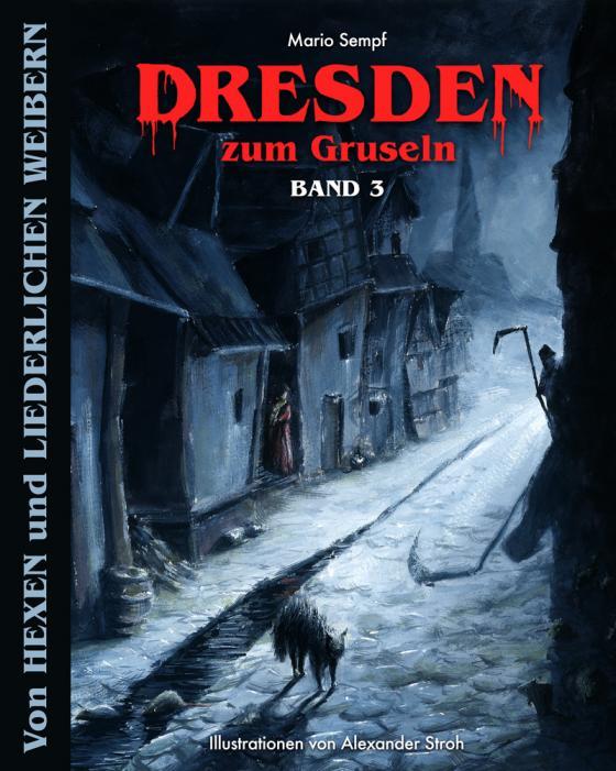 Cover-Bild Dresden zum Gruseln Band 3