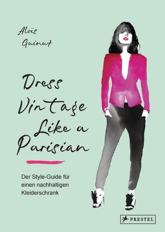 Cover-Bild Dress Vintage Like a Parisian