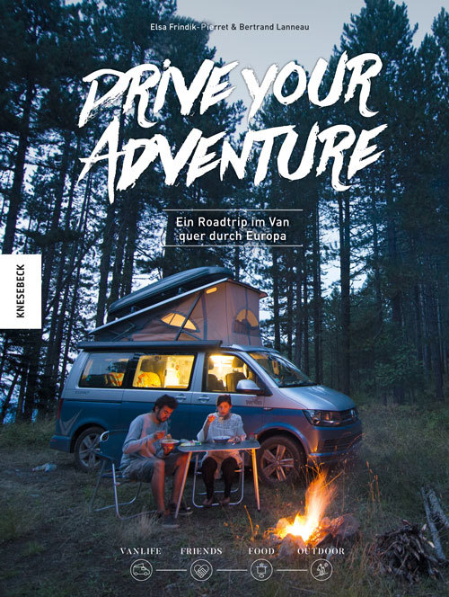 Cover-Bild Drive Your Adventure