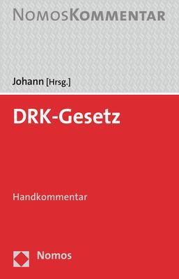 Cover-Bild DRK-Gesetz