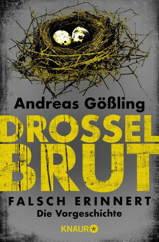 Cover-Bild Drosselbrut - Falsch erinnert