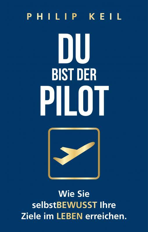 Cover-Bild Du bist der Pilot