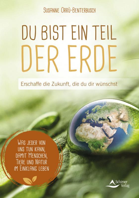 Cover-Bild Du bist ein Teil der Erde