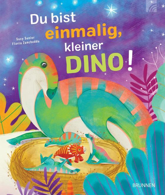Cover-Bild Du bist einmalig, kleiner Dino!