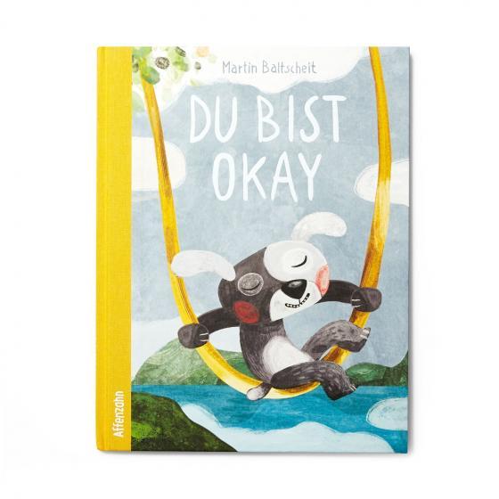 Cover-Bild Du bist OKAY