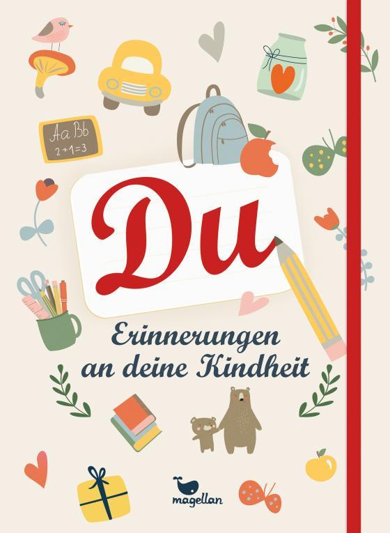 Cover-Bild Du - Erinnerungen an deine Kindheit