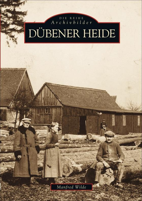 Cover-Bild Dübener Heide