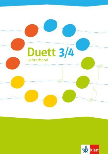 Cover-Bild Duett 3-4