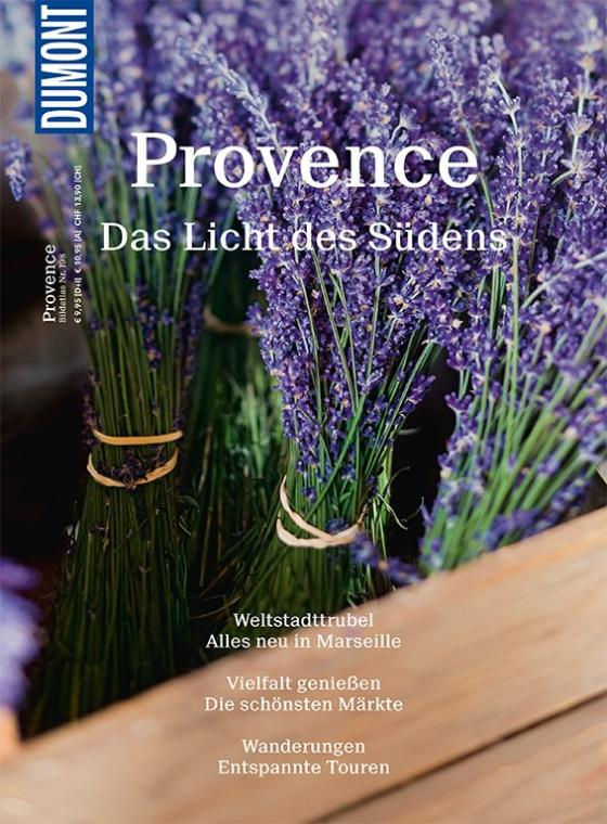 Cover-Bild DuMont Bildatlas 198 Provence