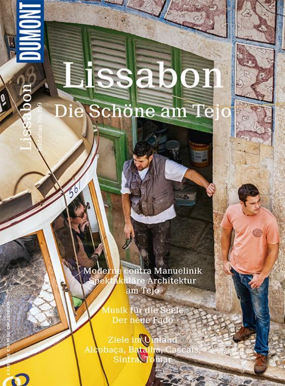 Cover-Bild DuMont Bildatlas 199 Lissabon