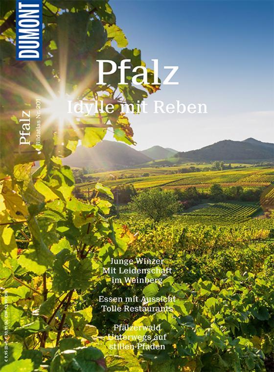 Cover-Bild DuMont Bildatlas 201 Pfalz