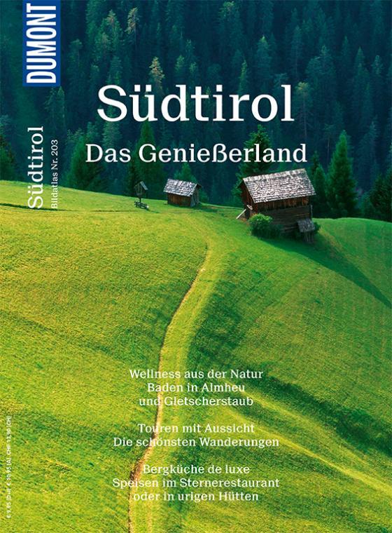 Cover-Bild DuMont Bildatlas 203 Südtirol