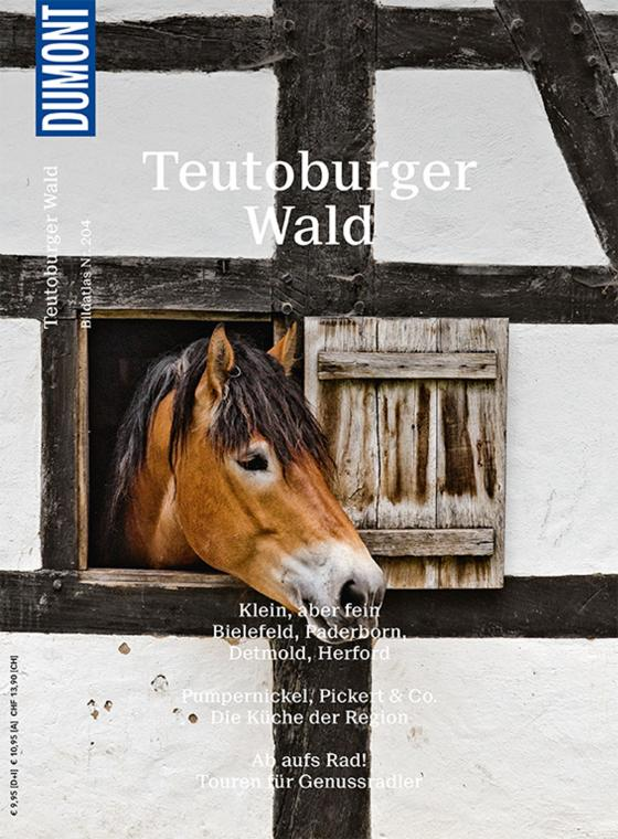 Cover-Bild DuMont Bildatlas 204 Teutoburger Wald