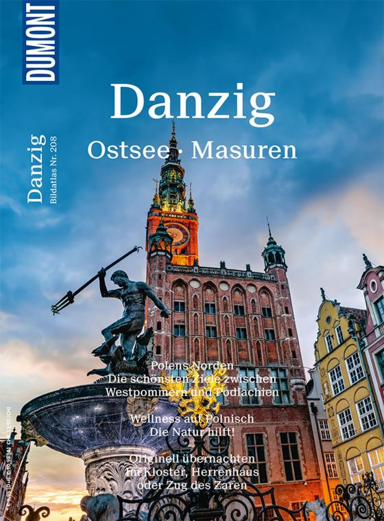 Cover-Bild DuMont Bildatlas 208 Danzig, Ostsee, Masuren