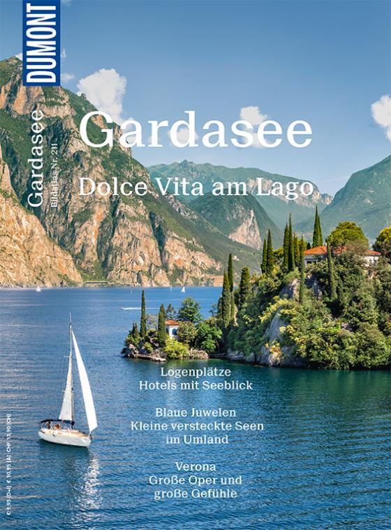 Cover-Bild DuMont Bildatlas 211 Gardasee