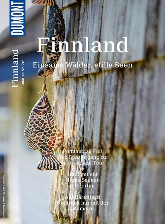 Cover-Bild DuMont Bildatlas 212 Finnland