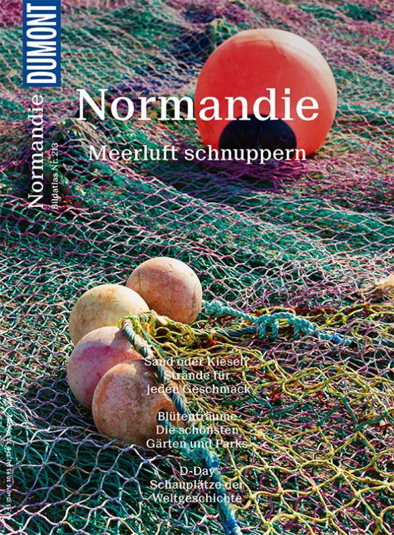 Cover-Bild DuMont Bildatlas 213 Normandie
