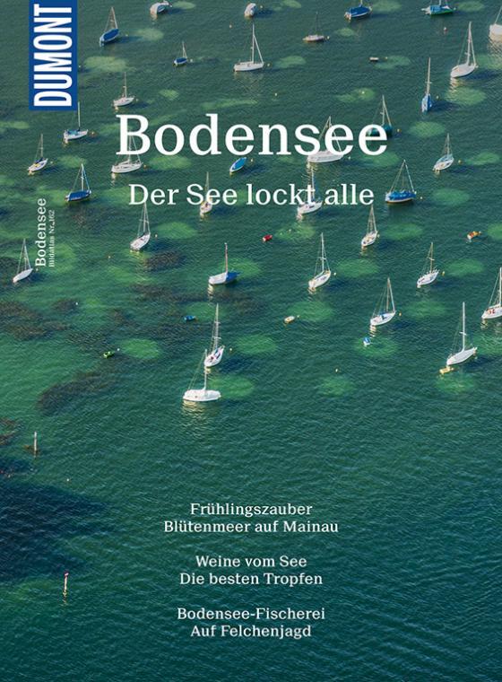 Cover-Bild DuMont Bildatlas Bodensee