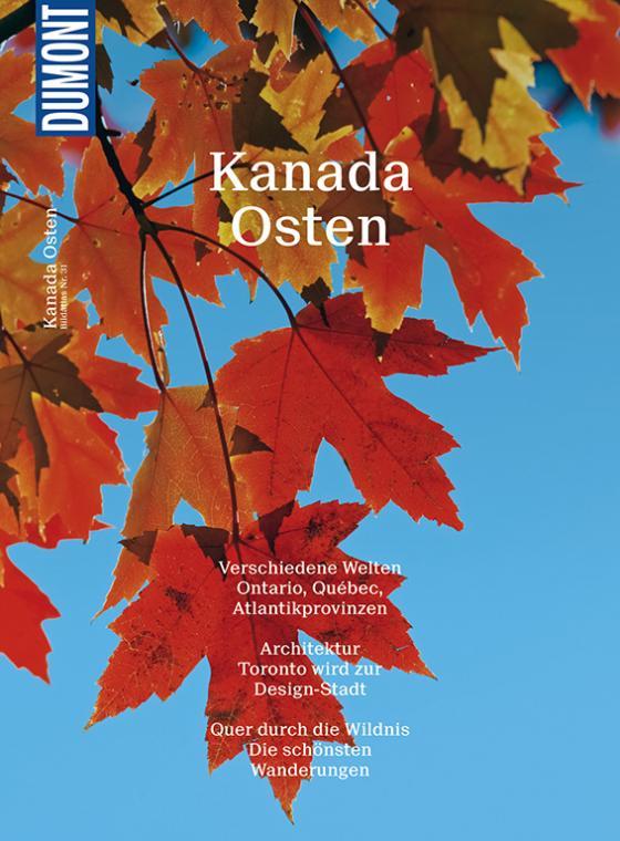 Cover-Bild DuMont Bildatlas Kanada Osten