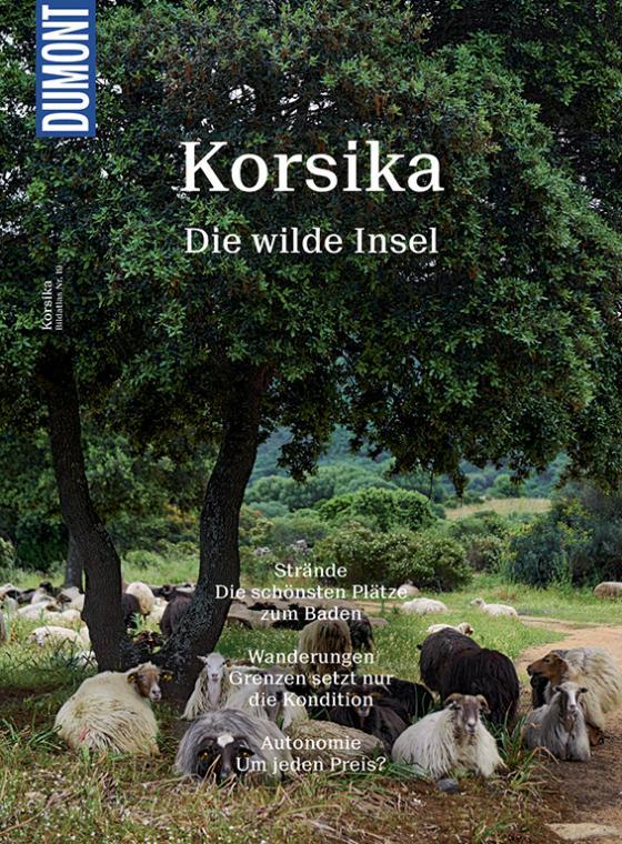 Cover-Bild DuMont Bildatlas Korsika