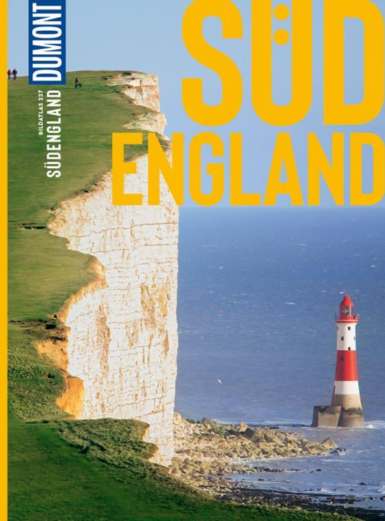 Cover-Bild DuMont BILDATLAS Südengland