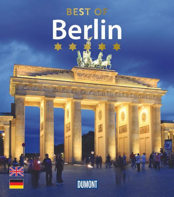 Cover-Bild DuMont Bildband Best of Berlin