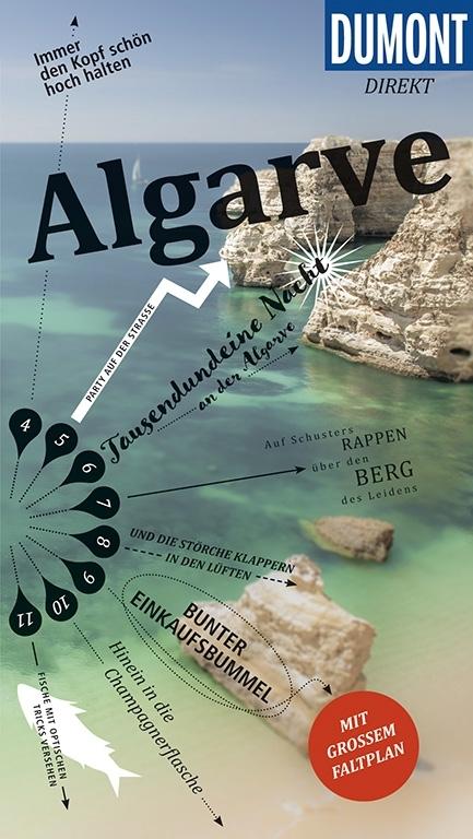 Cover-Bild DuMont direkt Reiseführer Algarve