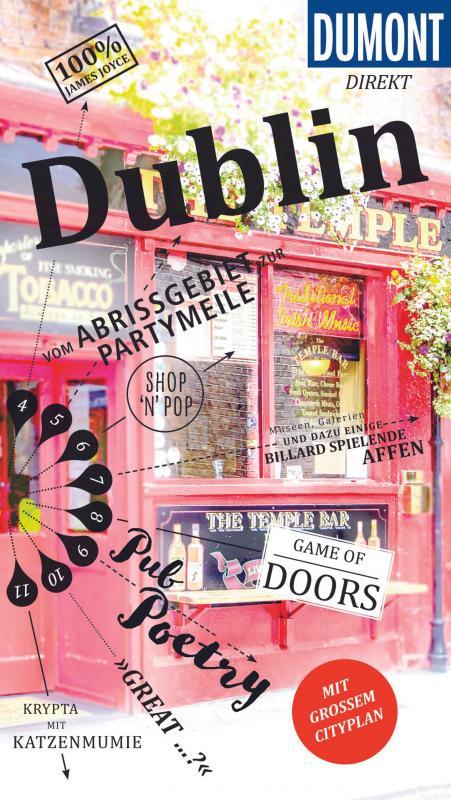 Cover-Bild DuMont direkt Reiseführer Dublin